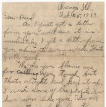 Image of 176_2015.162.4_clara Wrasse To Reid Fields_february 25, 1919_page 01
