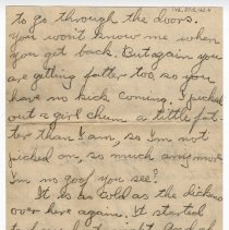Image of 176_2015.162.4_clara Wrasse To Reid Fields_february 25, 1919_page 02