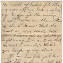 Image of 176_2015.162.4_clara Wrasse To Reid Fields_february 25, 1919_page 04