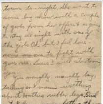 Image of 176_2015.162.4_clara Wrasse To Reid Fields_february 25, 1919_page 05