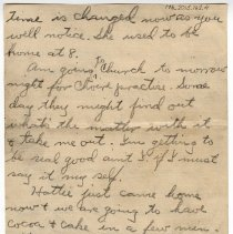 Image of 176_2015.162.4_clara Wrasse To Reid Fields_february 25, 1919_page 06