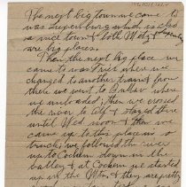 Image of 177_2015.162.4_reid Fields To Parents_february 27, 1919_page 02