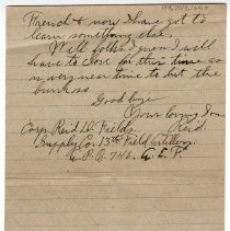 Image of 177_2015.162.4_reid Fields To Parents_february 27, 1919_page 04