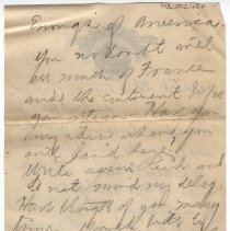 Image of 178_2015.162.4_mandi To Reid Fields_march 1, 1919_page 06