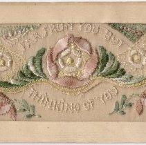 Image of 1938.168.1 - Postcard, Silk