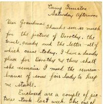 Image of 052_1982.202.1_charles Stevenson To C.a. Stevenson (grandmother)_unknown Da