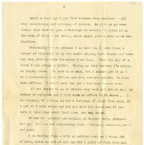 Image of 057_1982.202.1_charles Stevenson To Ogee (jay) Stevenson_march 15, 1918_pag