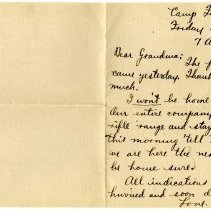 Image of 068_1982.202.1_charles Stevenson To C.a. Stevenson (grandmother)_may 17, 19