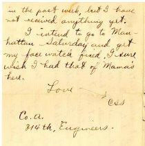 Image of 004_1982.202.1_charles Stevenson To Family_september 10, 1917_page 03