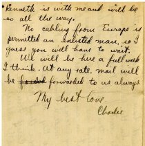 Image of 075_1982.202.1_charles Stevenson To Family_june 5, 1918_page 03