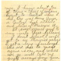 Image of 082_1982.202.1_charles Stevenson To Family_june 29, 1918_page 02