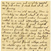 Image of 086_1982.202.1_charles Stevenson To Family_july 3, 1918_page 02