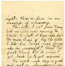 Image of 087_1982.202.1_charles Stevenson To Family_july 5, 1918_page 02