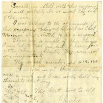 Image of 091_1982.202.1_charles Stevenson To Family_july 12, 1918_page 06