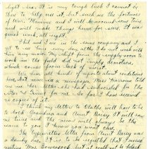 Image of 092_1982.202.1_charles Stevenson To Family_july 18, 1918_page 02