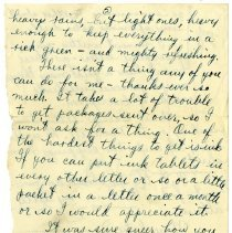 Image of 092_1982.202.1_charles Stevenson To Family_july 18, 1918_page 03