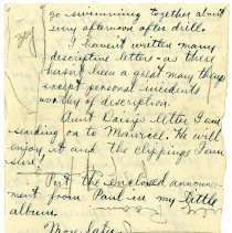 Image of 092_1982.202.1_charles Stevenson To Family_july 18, 1918_page 04