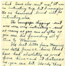 Image of 096_1982.202.1_charles Stevenson To Family_july 27, 1918_page 02