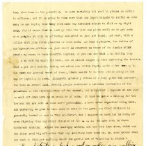 Image of 098_1982.202.1_maurice Stevenson To Charles Stevenson_july 31, 1918_page 03