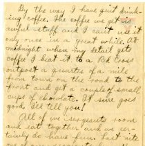 Image of 105_1982.202.1_charles Stevenson To Family_august 23, 1918_page 14