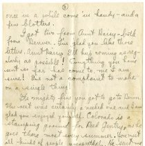 Image of 110_1982.202.1_charles Stevenson To Family_september 18, 1918_page 05