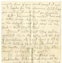 Image of 110_1982.202.1_charles Stevenson To Family_september 18, 1918_page 08