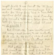 Image of 110_1982.202.1_charles Stevenson To Family_september 18, 1918_page 09