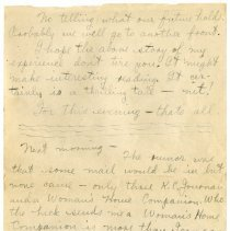 Image of 118_1982.202.1_charles Stevenson To Family_october 12, 1918_page 06