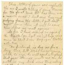 Image of 118_1982.202.1_charles Stevenson To Family_october 12, 1918_page 12