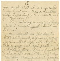 Image of 118_1982.202.1_charles Stevenson To Family_october 12, 1918_page 13