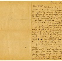 Image of 128_1982.202.1_charles Stevenson To Family_november 14, 1918_page 01