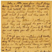 Image of 128_1982.202.1_charles Stevenson To Family_november 14, 1918_page 02