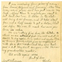 Image of 136_1982.202.1_charles Stevenson To Family_december 13, 1918_page 03