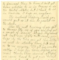 Image of 142_1982.202.1_charles Stevenson To Family_december 27, 1918_page 02