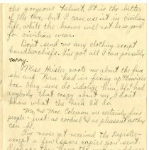 Image of 142_1982.202.1_charles Stevenson To Family_december 27, 1918_page 03