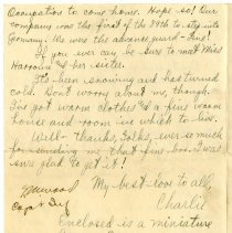 Image of 142_1982.202.1_charles Stevenson To Family_december 27, 1918_page 04