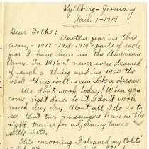 Image of 154_1982.202.1_charles Stevenson To Family_january 1, 1919_page 01