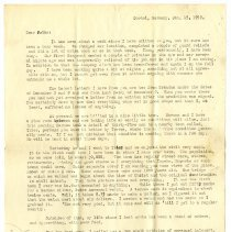 Image of 157_1982.202.1_charles Stevenson To Family_january 13, 1919_page 01