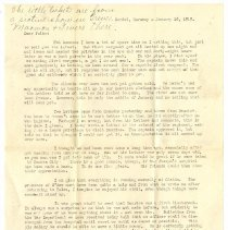 Image of 158_1982.202.1_charles Stevenson To Family_january 16, 1919_page 01