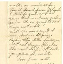 Image of 052_1982.279.35_kate (sister) To George Rehn_april 8, 1919_page 05