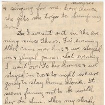 Image of 180_2015.162.4_clara Wrasse To Reid Fields_march 2, 1919_page 02