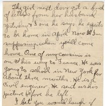 Image of 180_2015.162.4_clara Wrasse To Reid Fields_march 2, 1919_page 03