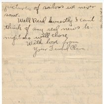 Image of 180_2015.162.4_clara Wrasse To Reid Fields_march 2, 1919_page 04