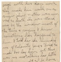 Image of 186_2015.162.4_clara Wrasse To Reid Fields_march 11, 1919_page 03