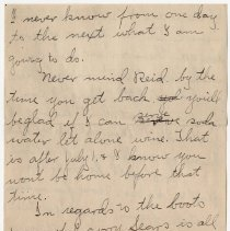 Image of 186_2015.162.4_clara Wrasse To Reid Fields_march 11, 1919_page 09