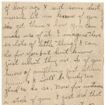 Image of 186_2015.162.4_clara Wrasse To Reid Fields_march 11, 1919_page 10