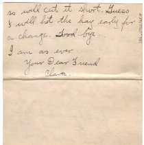 Image of 186_2015.162.4_clara Wrasse To Reid Fields_march 11, 1919_page 12