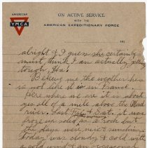 Image of 190_2015.162.4_reid Fields To Clara Wrasse_march 16, 1919_page 03