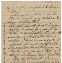 Image of 192_2015.162.4_reid Fields To Clara Wrasse_march 24, 1919_page 04