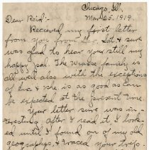 Image of 193_2015.162.4_clara Wrasse To Reid Fields_march 25, 1919_page 01